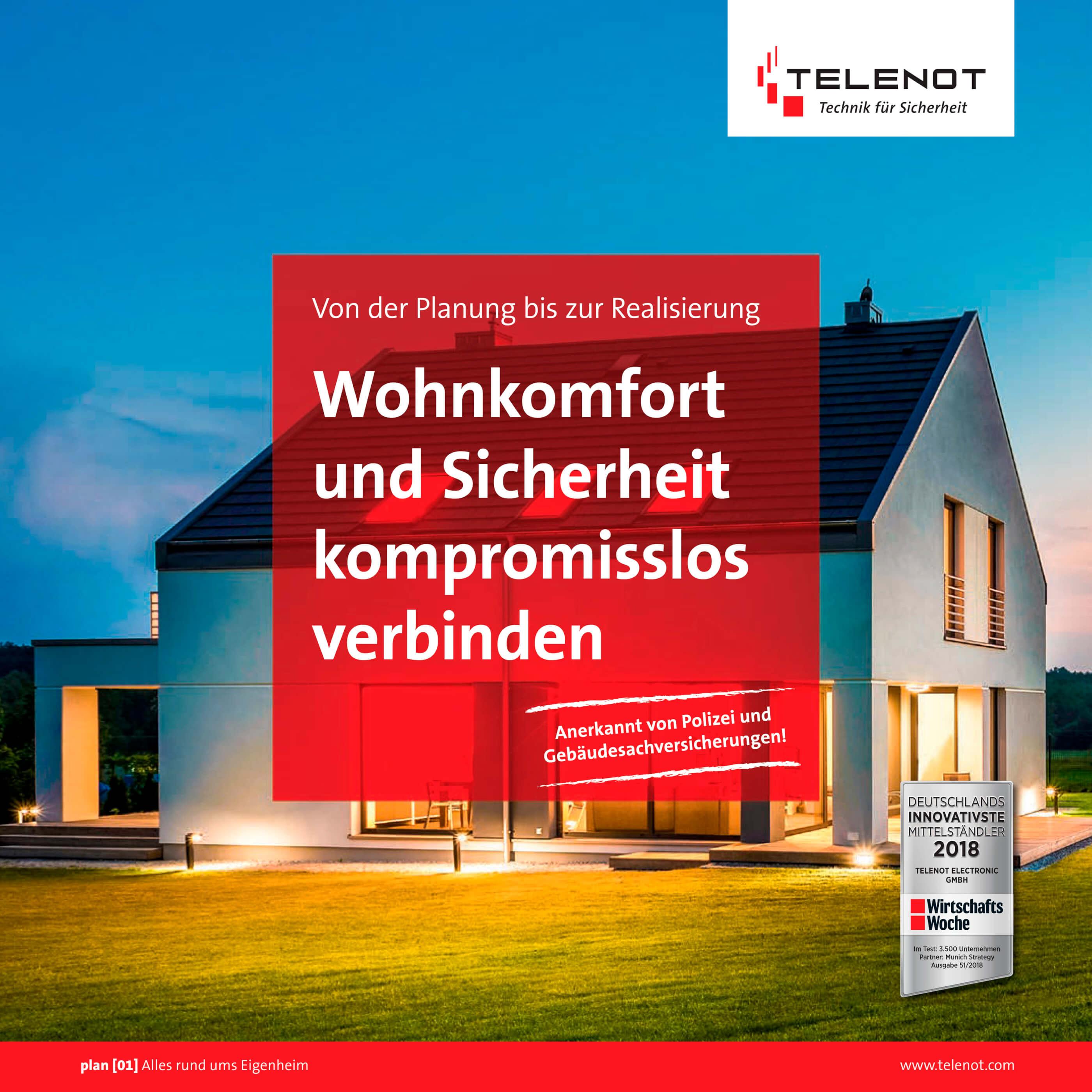 Telenot - Wohnen