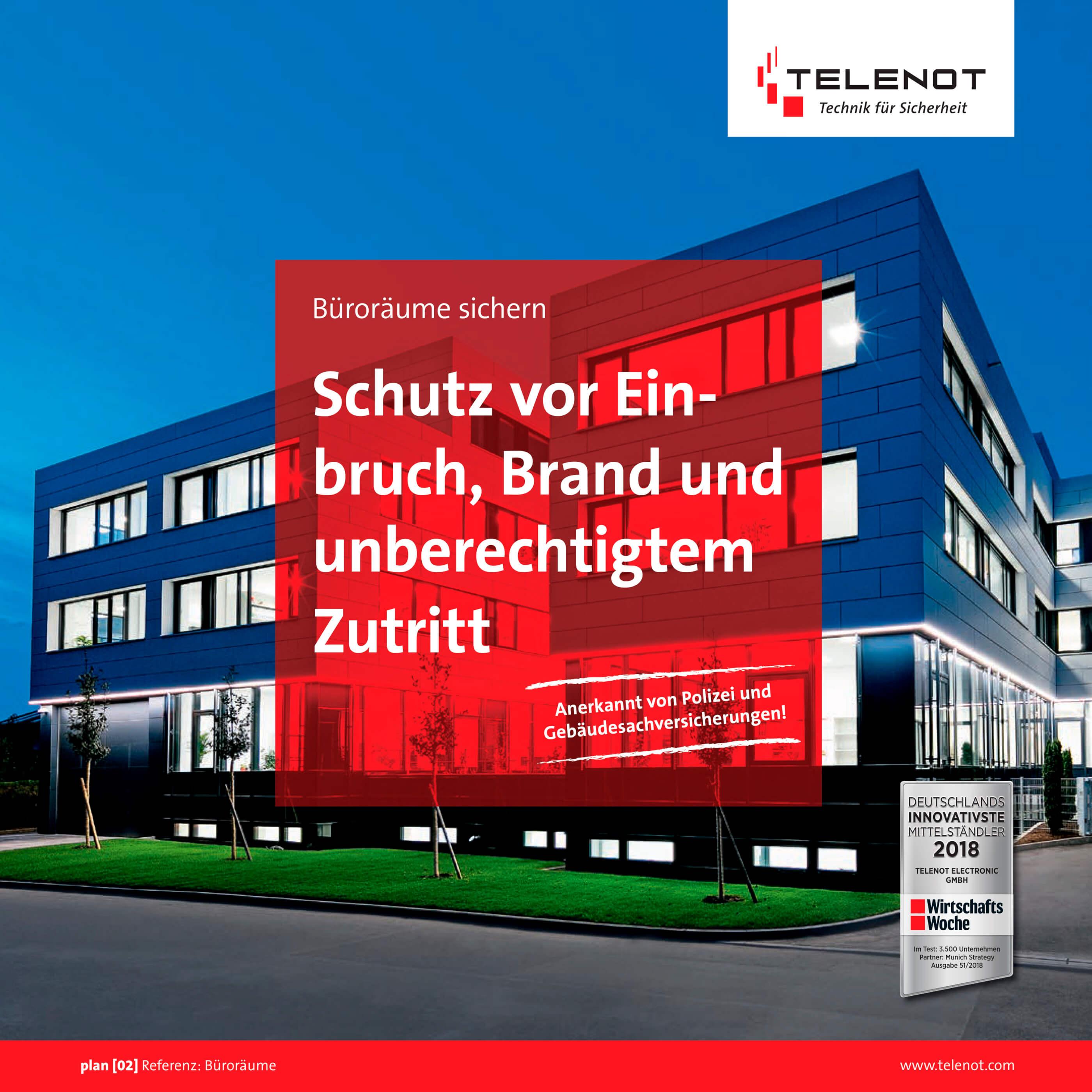 Telenot - Büro