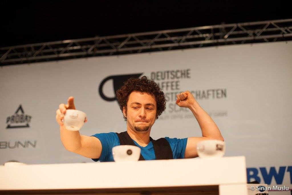 benjamin hohlmann cup tasting