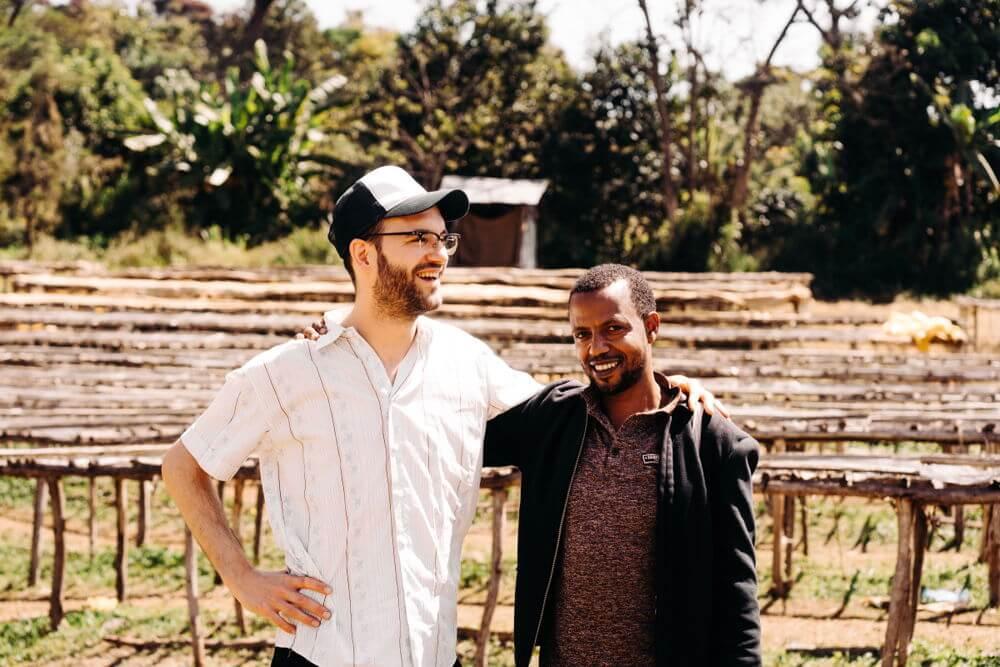 Kaffee Äthiopien