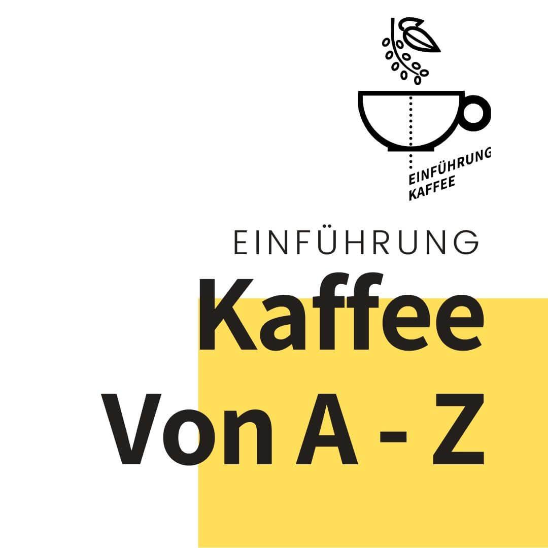 Einführung Kaffee