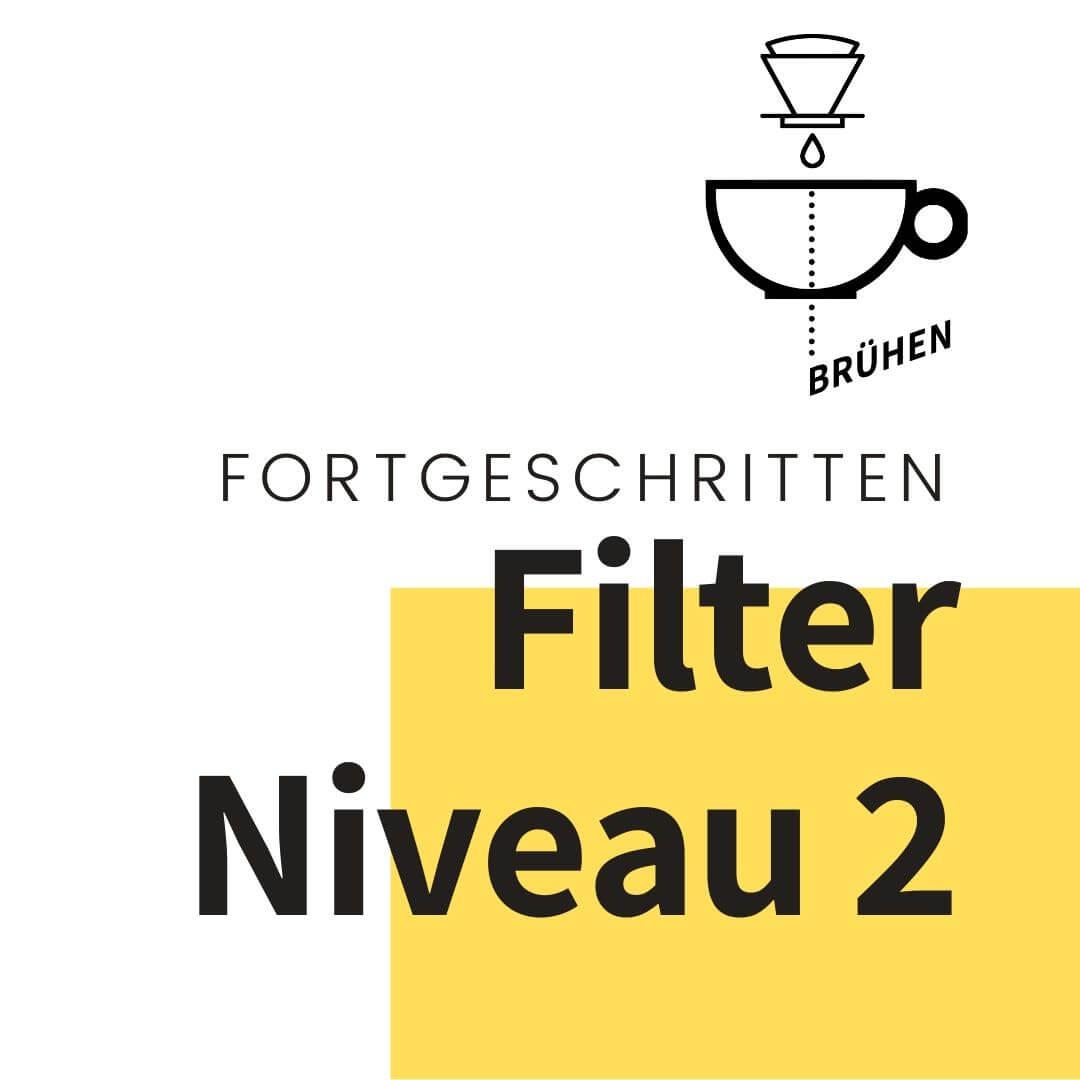 Filterkaffee Fortgeschritten
