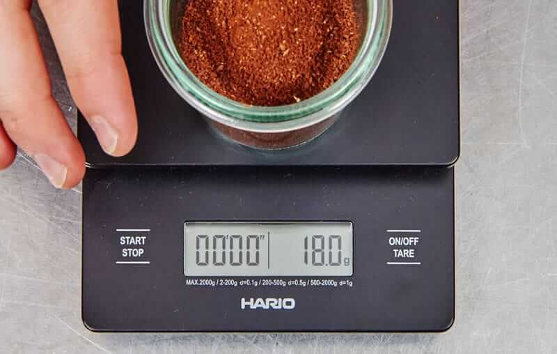 Wieviel tassen 1 pfund kaffee
