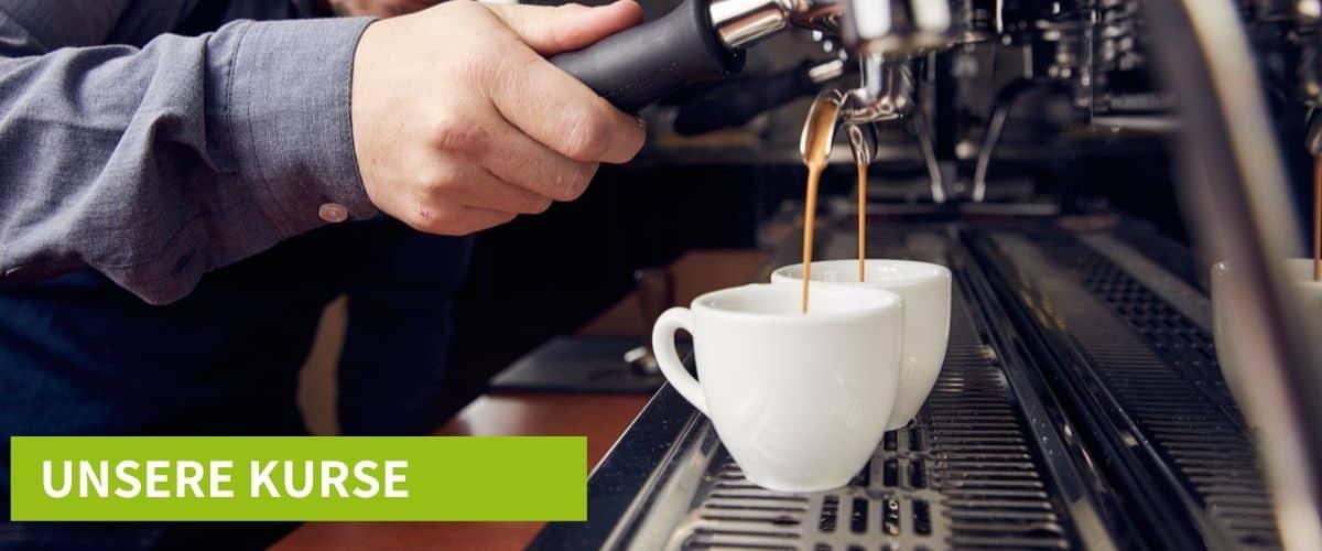 Kaffee Kurse mit den Kaffeemachern