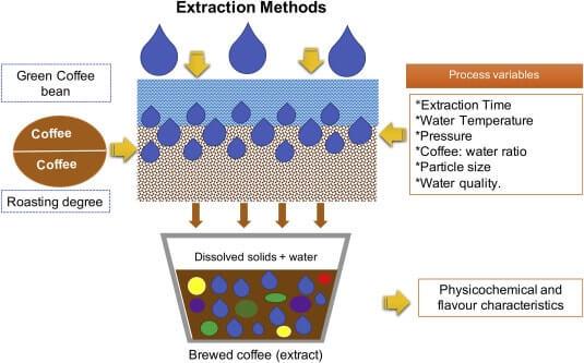 Extraktionsmethoden