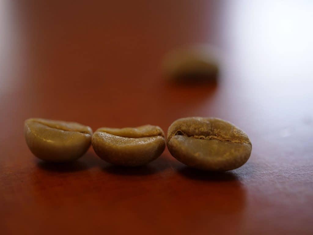 Rohkaffee Unterschiede.