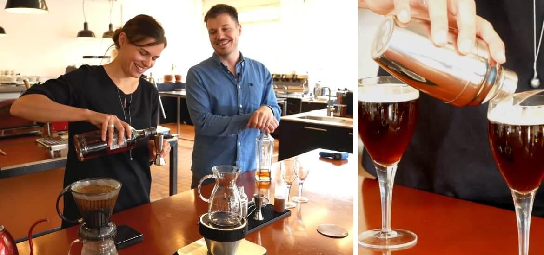 Irish Coffee Zubereitung