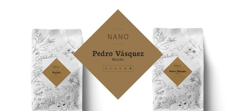 Nano Kaffeemacher seltene Kaffees