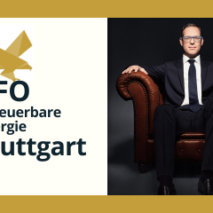 CFO, erneuerbare Energien (m/w/d) Stuttgart