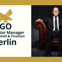 Senior Manager NGO (m/w/d) Berlin