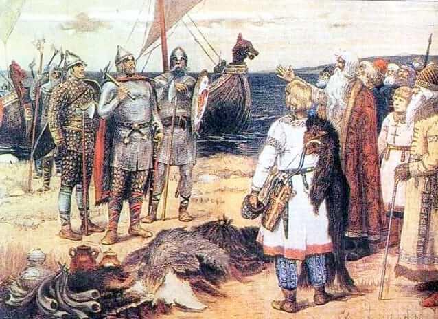 Russland ist Europa! Hätten sich die Wikinger nur etwas mehr angestrengt…