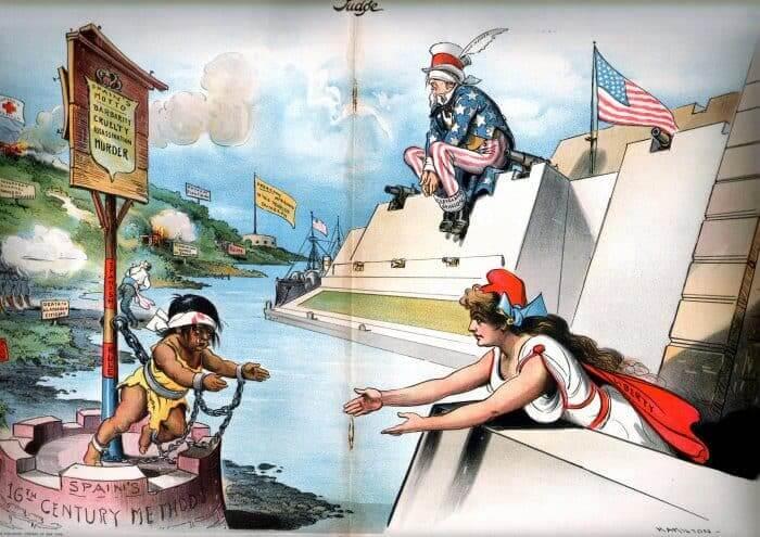 Der Spanisch-Amerikanische Krieg: Wie die USA zur Großmacht und ihr Spread-Eagleism zur Ideologie wurden