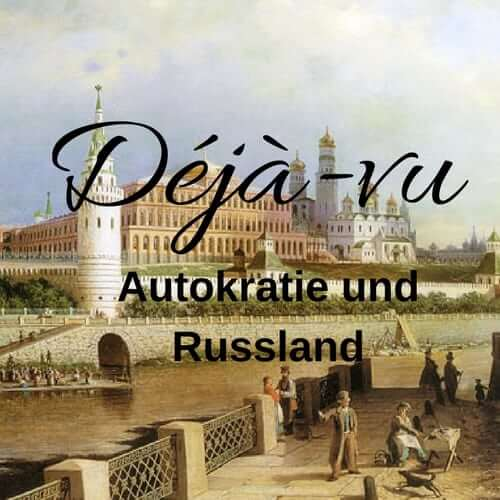 Autokratie in Russland. Von Ivan dem Schrecklichen bis Putin?