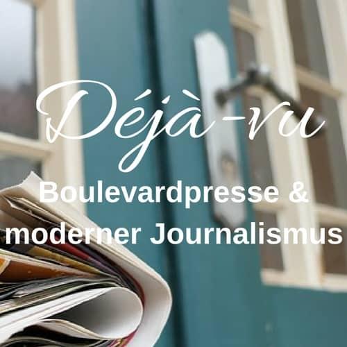 Boulevardpresse und die Geburt des modernen Journalismus