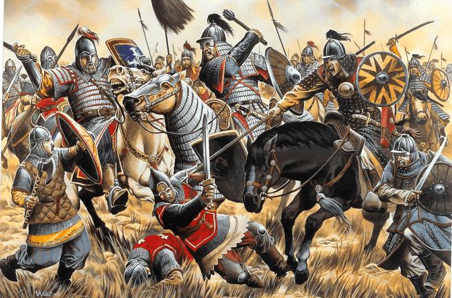 Als das Turkvolk der Chasaren am Kaukasus das einzige jüdische Großreich der Geschichte schuf. Oder auch nicht