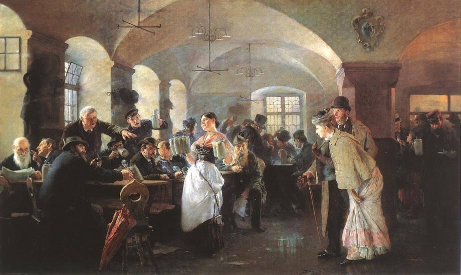 Drei Volksaufstände für einen guten Zweck. Bier und Prügeleien statt Freiheit und Gleichheit!