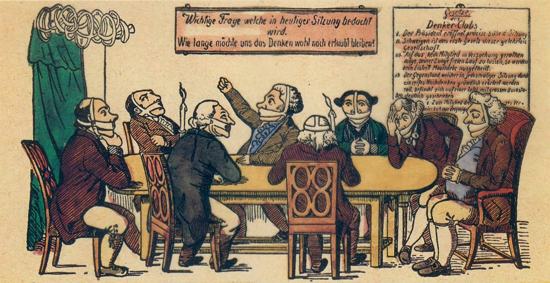 Der Polizeistaat Bayern und seine Vorbilder aus der Geschichte