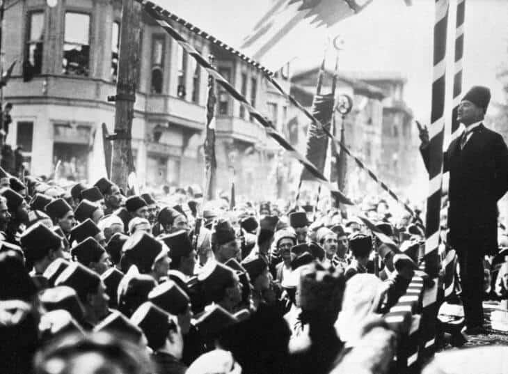 Ist Recep Tayyip Erdoğan nun doch der neue Atatürk?