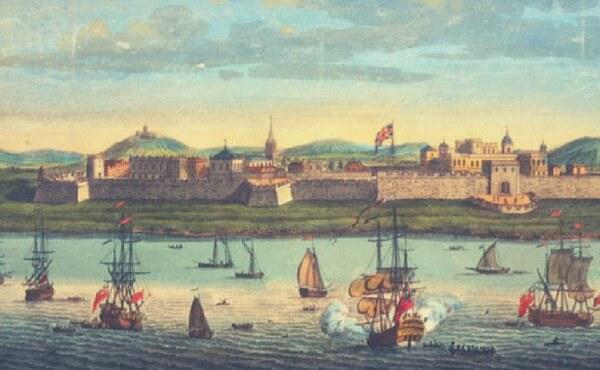 Wie die Ostindien-Kompanie das Meer, den Handel und ganz England eroberte