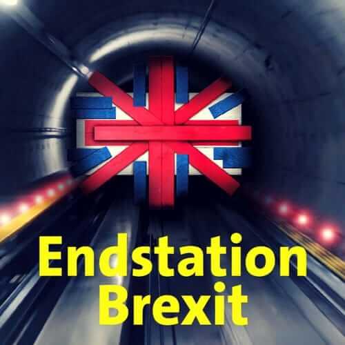 """England und sein Europa über die Jahrhunderte eine Lesung aus """"Endstation Brexit"""""""