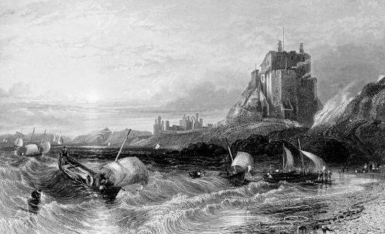 England und die Wikinger. Eine eher unangenehme Begegnung