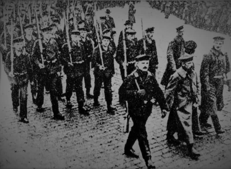 Die Novemberrevolution 1918 und ihre Folgen für Deutschland