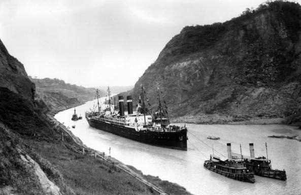Der Panamakanal: ein jahrhundertealter Traum wird Wirklichkeit