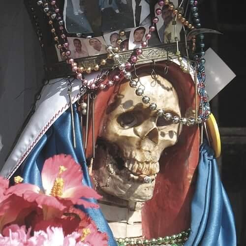 Santa Muerte: Wunschmaschine des Todes