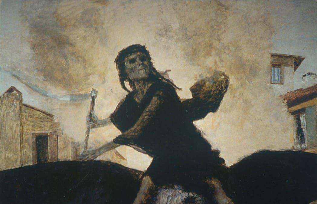 Der Sensenmann: Darstellung des Todes im Lauf der Geschichte