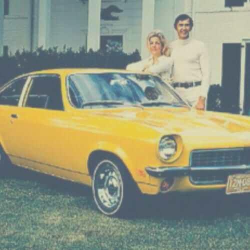 John DeLorean und das Auto der Zukunft