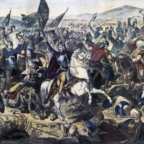 Der Balkan, das Mittelalter und der Mythos um die Nation
