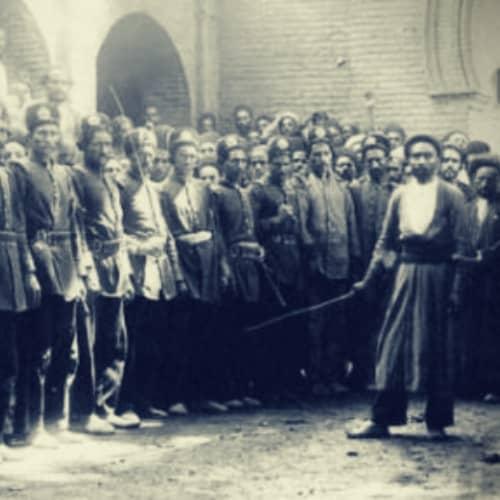 Das Persische Reich und sein ruhmloses Ende