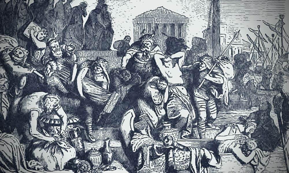 Glanzlichter der Völkerwanderung. Vandalen, Sueben und Co.