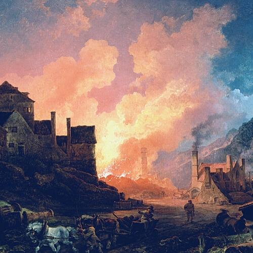 Die Industrielle Revolution, der Treibhauseffekt und das Anthropozän