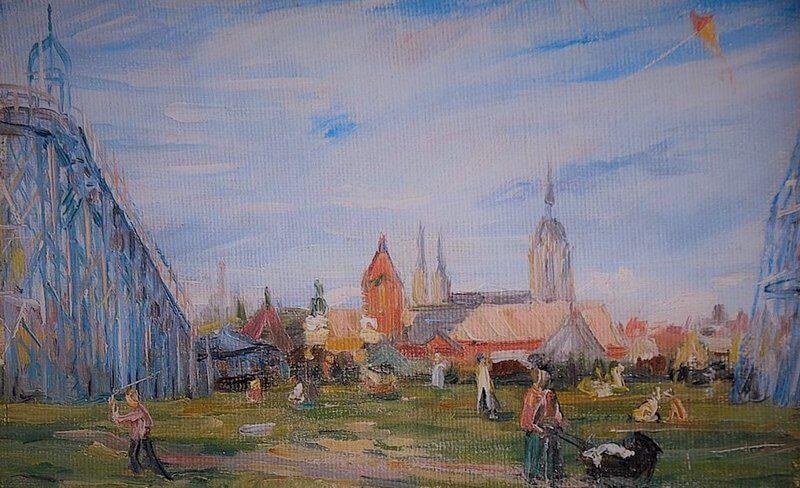 Das Oktoberfest: Sein Ursprung und die turbulente Geschichte seitdem