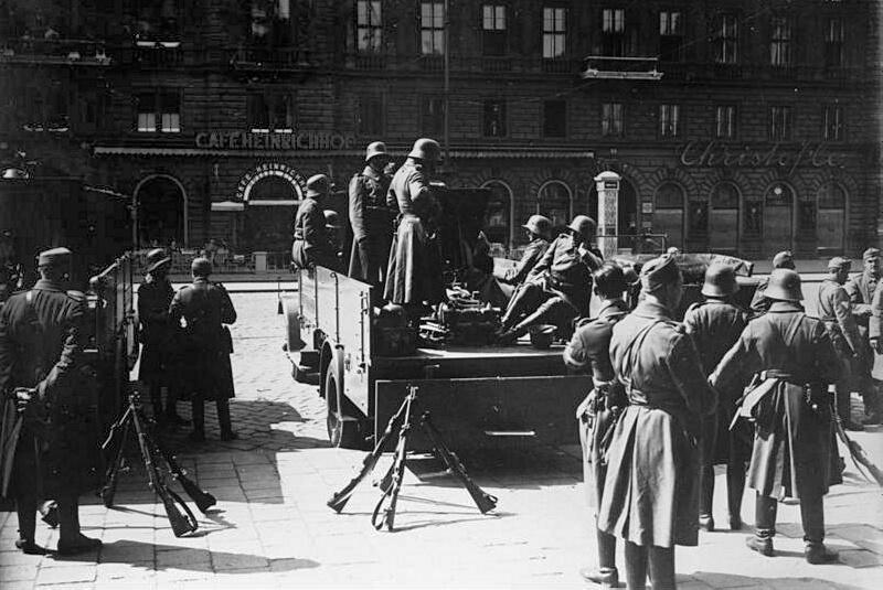 Ständestaat vs. Republik. Österreich in der Zwischenkriegszeit