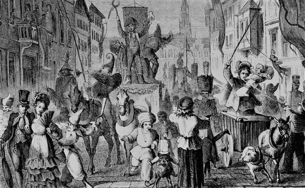 Karneval, Fasching, Fastnacht. Was ist die Geschichte hinter den Bräuchen?