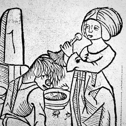 Hygiene im Lauf der Jahrhunderte