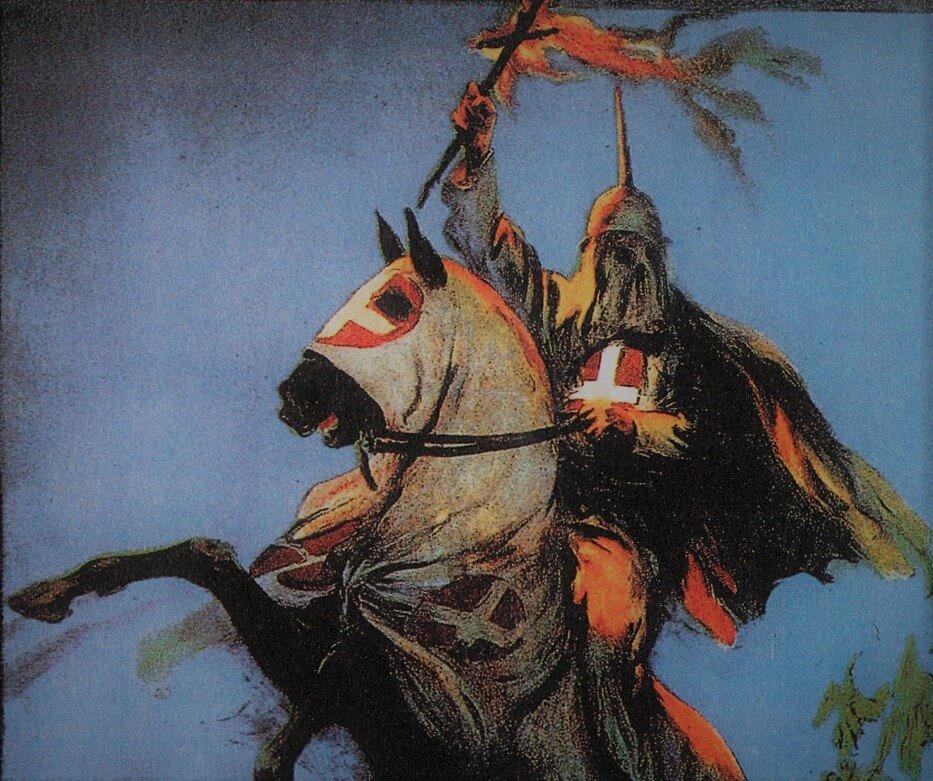 Der Ku-Klux-Klan und die Geschichte des Rassismus in den USA