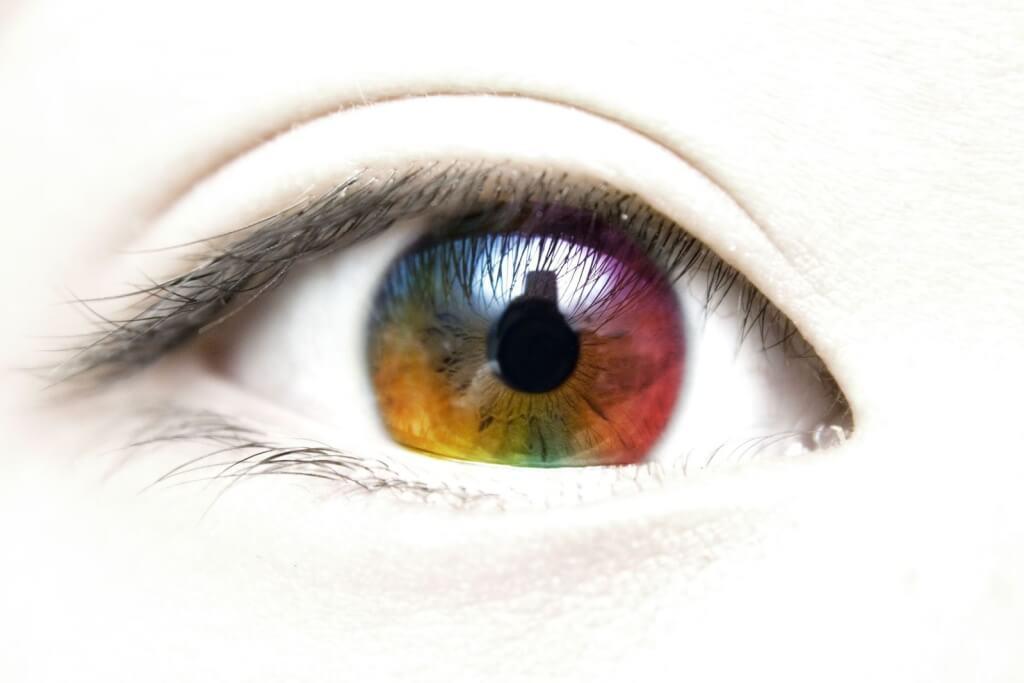 ein Auge, eine Vision