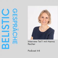 Interview Teil 1 mit Hanna Recher von RECHER Sanitär Heizung GmbH