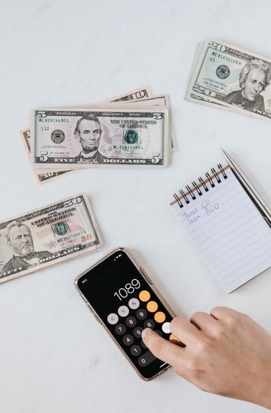 Geld berechnen