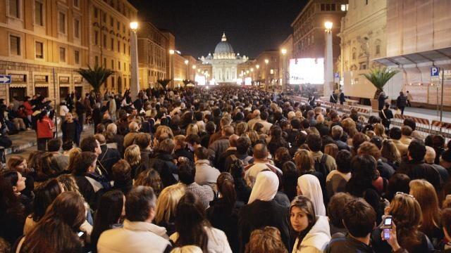 Spiegel Vatikan 2005