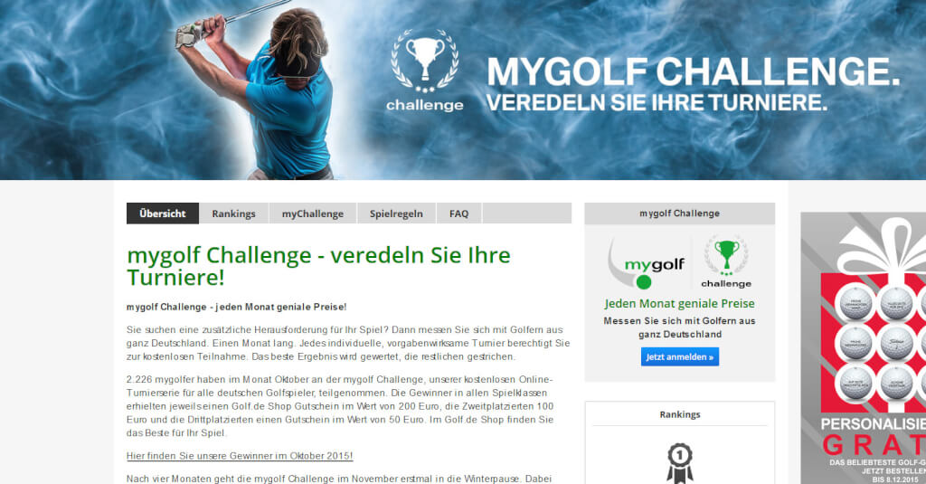 Bild 6 mygolf Challenge