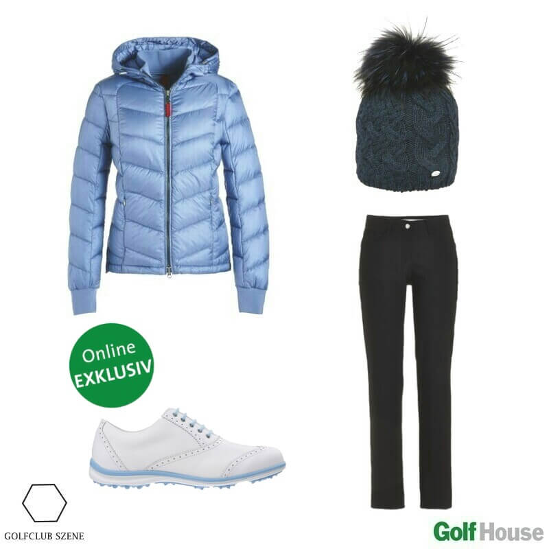 Damen Winteroutfit 1