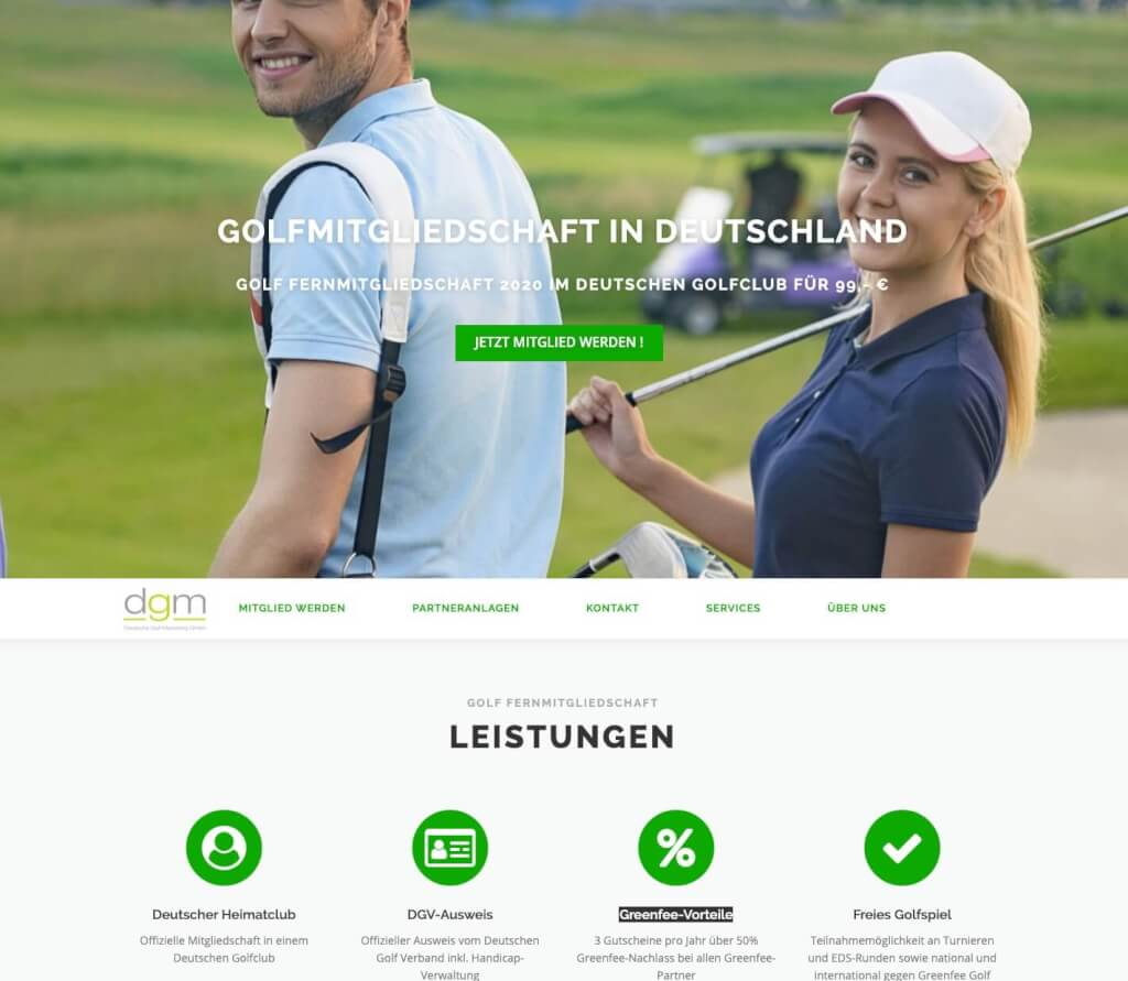Deutsche Golf Marketing GmbH