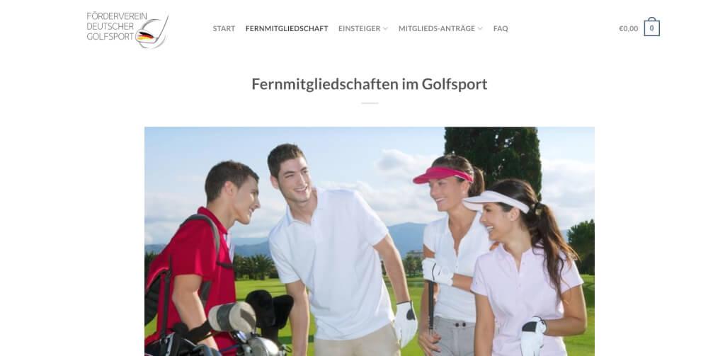 Förderverein Deutscher Golfsport