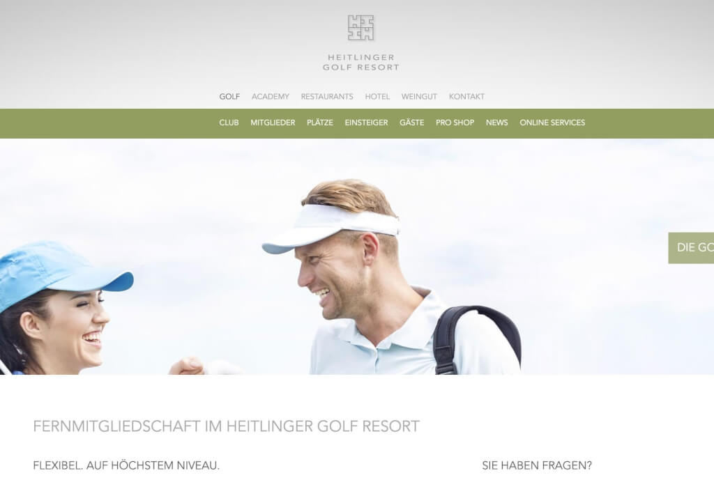 Heitlinger Golf Resort