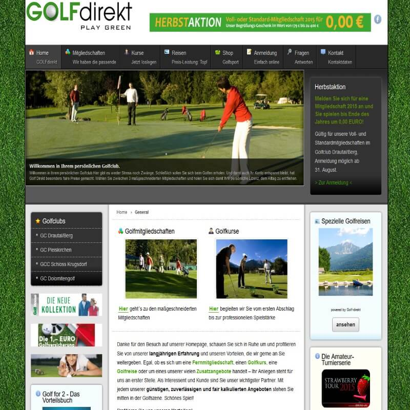 GOLFdirekt