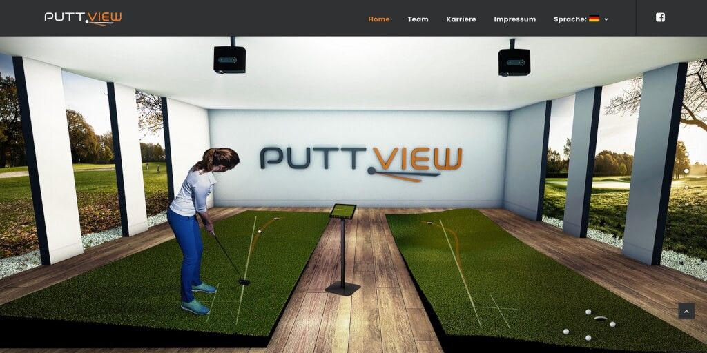 Podcast: Puttview - Mit Augmented Reality das Putten trainieren